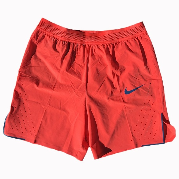 NEW 7 Shorts sz NWT M Aeroswift Nike Men's inRunning HE9WD2I